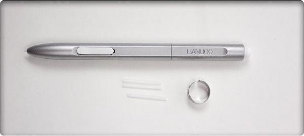 Bamboo Fun Pen & Touch A5