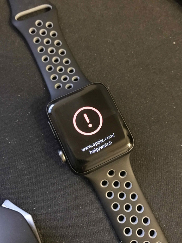 обновление watchOS 3.1.1
