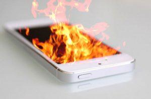 взорвался iPhone 5s