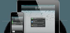 экран блокировки в iOS 5.1