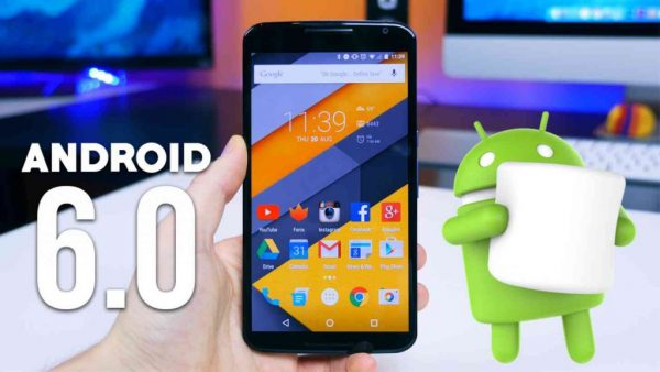 OS Android 6.0.1 Marshmallow