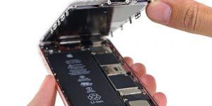 Проблема с аккумуляторами iPhone 6s