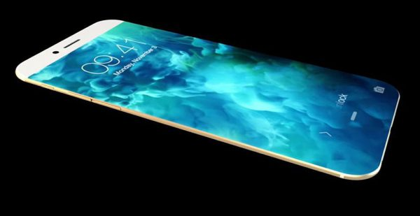 iPhone с экраном OLED