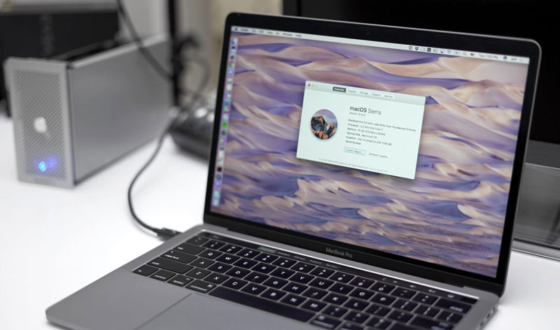 macOS 10.12.2 Sierra
