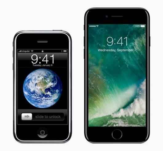 юбилей iPhone