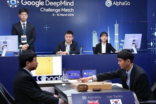 DeepMind AlphaGo