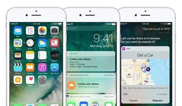 разблокировка iOS 10