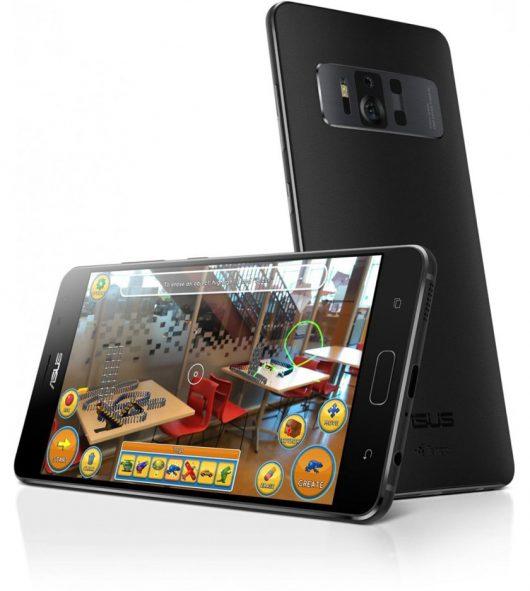 смартфон с 8 ГБ оперативной памяти