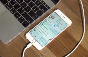 откат или обновление на iOS 10.2