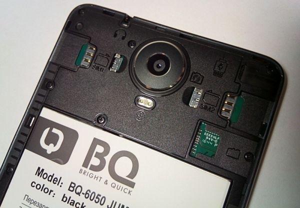 выпуклый модуль основной фотокамеры