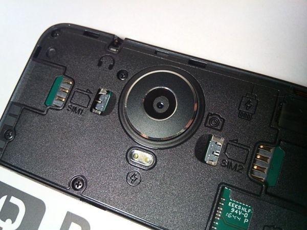 Камеры в BQ Jumbo