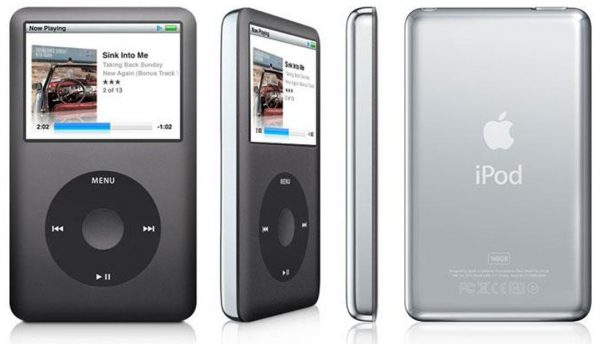 воспроизведение звука на iPhone, iPad и iPod touch