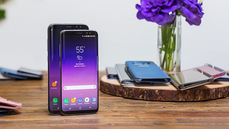 Samsung Galaxy S8 и Galaxy S8+