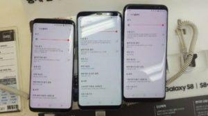 Samsung S8 и S8+