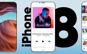 Galaxy S8 и iPhone 8