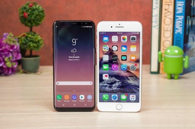 Погоня Samsung за Apple