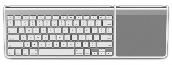 Wireless Keyboard и Magic Trackpad