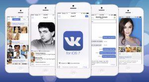 установить VK и OK на iPhone