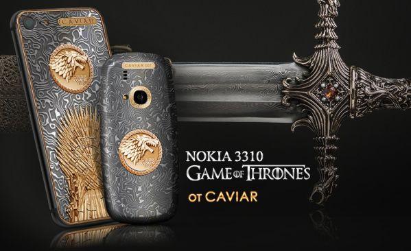 Nokia 3310 и iPhone 7