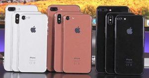 iPhone 8 и iPhone X