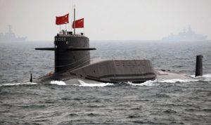 испытания двигательной установки ядерной субмарины