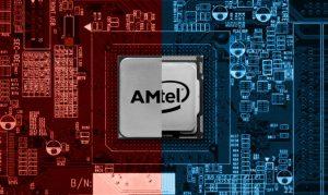 Intel объединяется с AMD