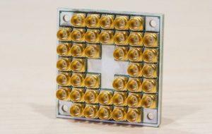 новый 17-кубитный квантовый чип