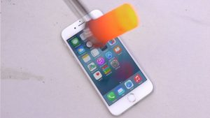 iPhone X проверили на прочность