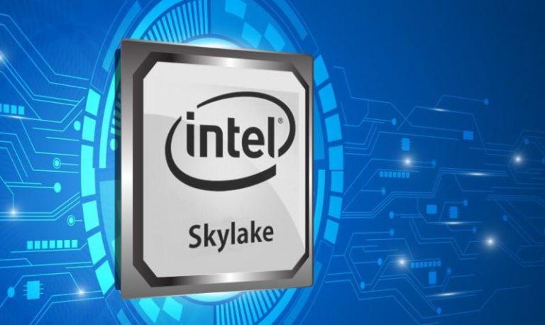 графический ускоритель Intel
