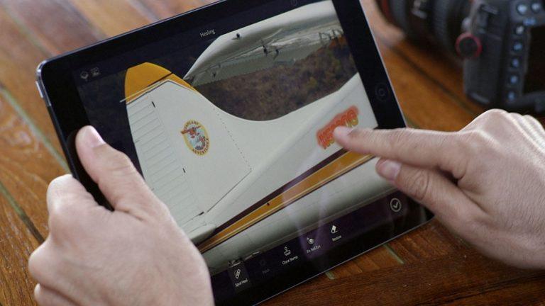 Photoshop CC для iPad