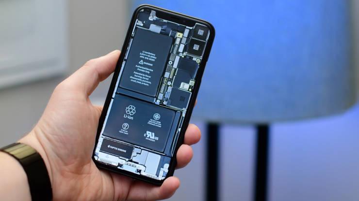 батареи флагманов iPhone