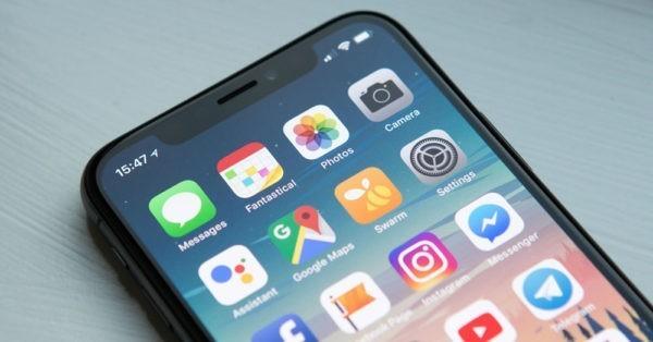 Приложения на iPhone