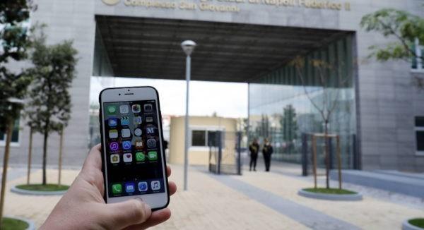 Найдена уязвимость iOS