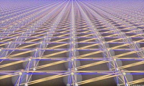 """квантовый процессор, состоящий из """"переплетенного"""" света"""