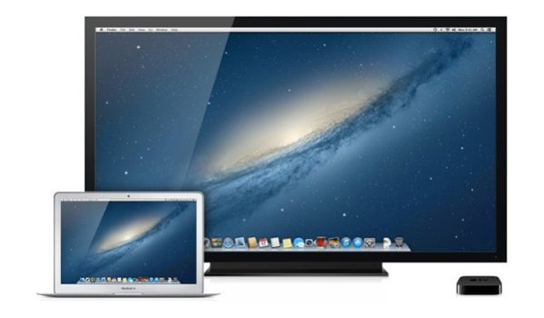 проблема с AirPlay Mirroring